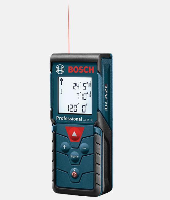 GLM35 Laser Distance Measurer replaces DLR130K by Bosch