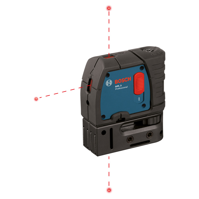 GPL3 3 Point Self Leveling Alignment Laser by Bosch