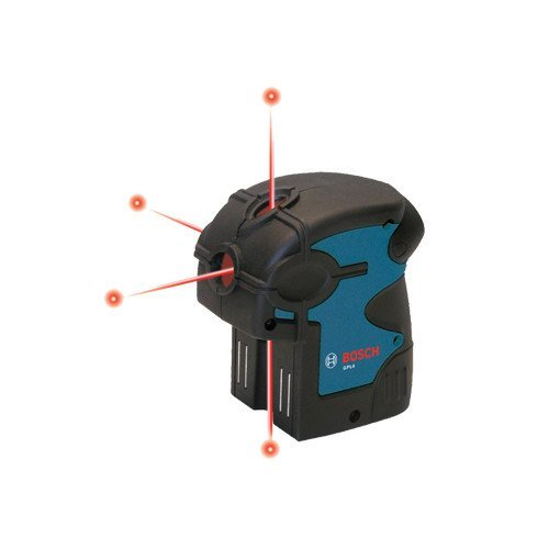 GPL4 4 Point Self Leveling Alignment Laser by Bosch