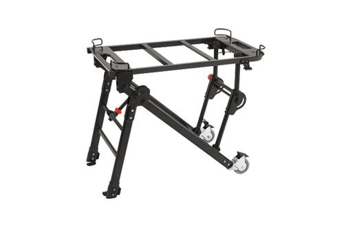 Tile and Stone Saw Wheeled Stand by Bosch