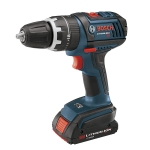 Bosch HDS180-02 18V Compact Tough 1 2 Inch Hammer Drill Driver Set