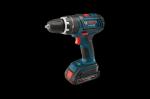 Bosch 18V Compact Tough 1 2  Cordless Drill - Driver with L-Box 2