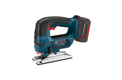 18V Lithium Ion Jig Saw with L-Boxx 2 by Bosch