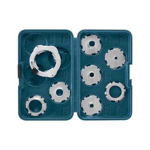 RA1128 8-Piece Template Guide Kit replaces RA1125 by Bosch