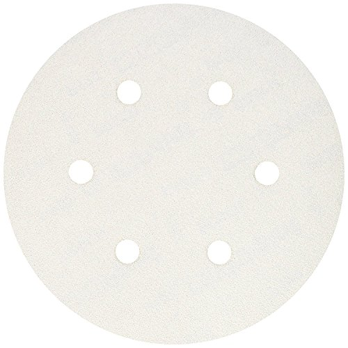 6 Inch 6 Hole Hook and Loop Paint Sanding Discs 5 Pack by Bosch