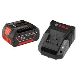 18V Battery Starter Kit by Bosch