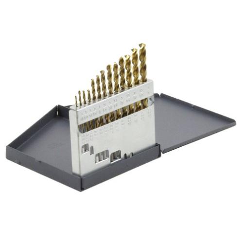 TI4013 Titanium Coated Drill Bit 13 Piece Set by Bosch