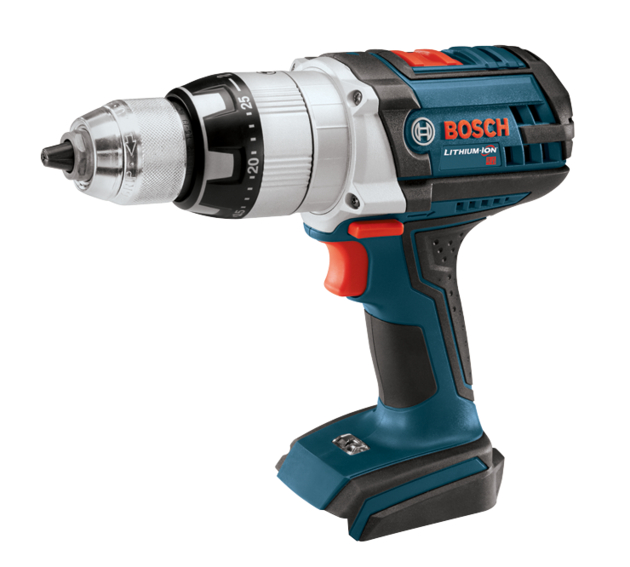HDH181-01 18V Brute Tough 1 2 Inch Hammer Drill Driver Set by Bosch