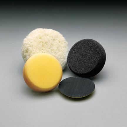 3 Inch Carbo Finish Polishing Pads by Carborundum Abrasives