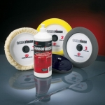 Carborundum Carbo Finish Polishing Pads 8 and 9 Inch