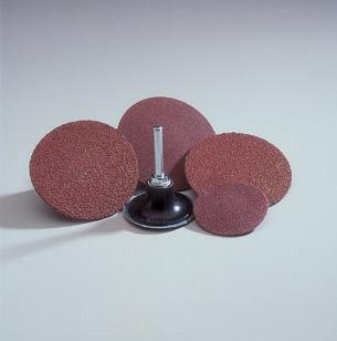 Aluminum Oxide Fiber Discs 7 Inch by Carborundum Abrasives