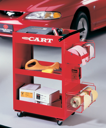 Carbo Cart by Carborundum Abrasives