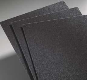 Fine Emery Cloth Sheets 9 x 11 Inch by Carborundum Abrasives