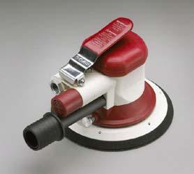 Carbo Clean Air 6 Inch Hutchins Vacuum Random Orbital Sander by Carborundum Abrasives