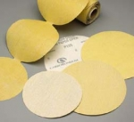 Carborundum Carbo Gold Hook Loop Discs 5 Inch Grits 80 - 320