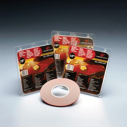 Double Sided Acrylic Attachment Tape by Carborundum Abrasives
