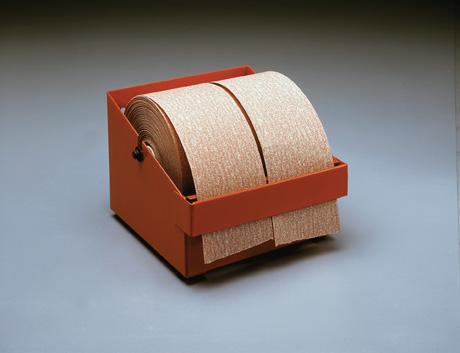 Sheet Roll Dispenser by Carborundum Abrasives
