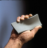 Dual Density Wet Hand Sanding Block by Carborundum Abrasives