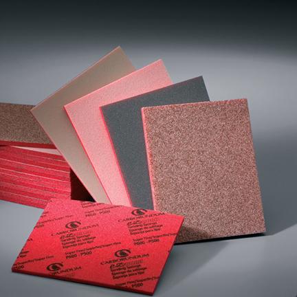 EZ Touch Sanding Sponges by Carborundum Abrasives