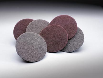 Fibratex Nonwoven Scuff Discs 6 Inch by Carborundum Abrasives