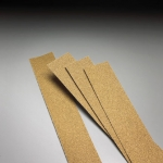 Carborundum Value Aluminum Oxide Body File Strip Sheets