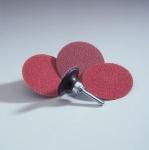 Carborundum Medalist Ceramic Grain Fiber Discs 7 Inch