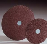 Carborundum Merit Ceramic Resin Fiber Discs 5 Inch