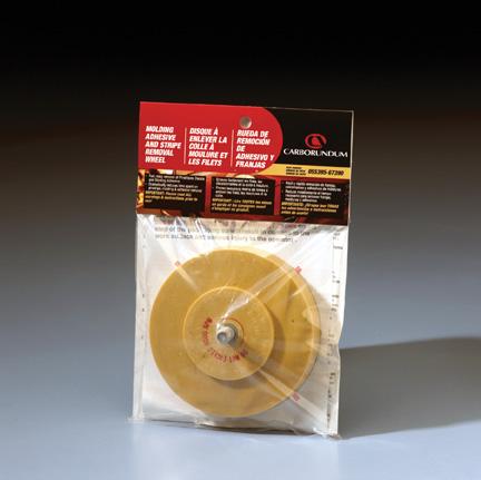 Pin Stripe Removal Wheel by Carborundum Abrasives