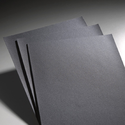 Silicon Carbide Waterproof Paper Sheets 9 x 11 Inch by Carborundum Abrasives