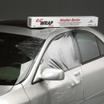 Carborundum EZ Wrap Car Protection Plastic