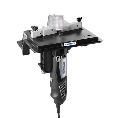 231 Shaper   Router Table Attachment by Dremel