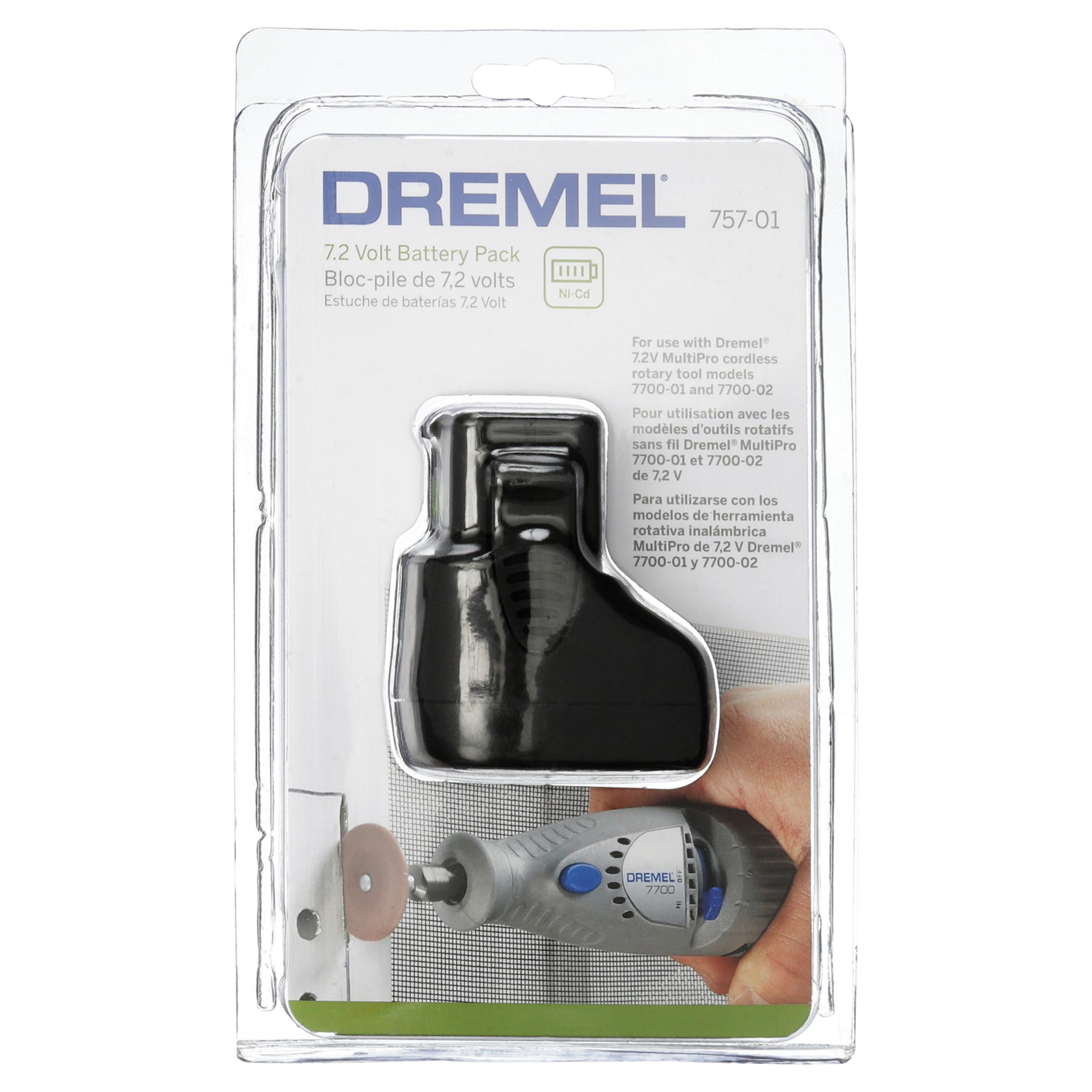 757-01 7 2V MultiPro Battery Pack by Dremel