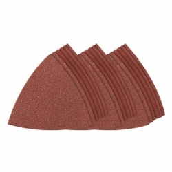 Dremel MM80W Bulk Pack  60  120 and 240 Grit Sand Paper - Wood