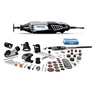 4000-6 50 High Performance Rotary Tool Kit by Dremel