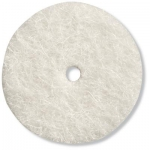 Dremel 414 Felt Polishing Wheel 1 2 Inch Pack of 6