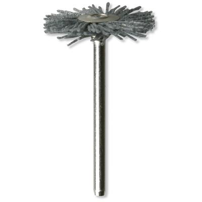 538-02 Nylon Abrasive Brush Set of 2 Brushes by Dremel