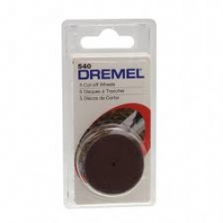 Dremel 540 Cut-Off Wheels 1 1 4 Inch