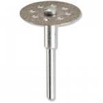 Dremel 545 Diamond Wheel and 402 Mandrel Set