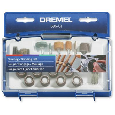 31 Piece Sanding and Grinding Accessory Set by Dremel