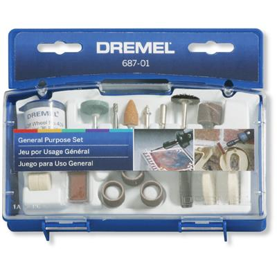 52 Piece General Purpose Accessory Set by Dremel