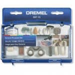 Dremel 52 Piece General Purpose Accessory Set