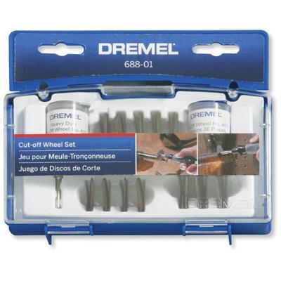 70 Piece Cut-Off Wheel Accessory Set by Dremel