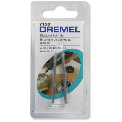 7150 Diamond Point Bit Set by Dremel