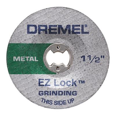 EZ541GR EZ Lock Grinding Wheel 1 1 2 Inch by Dremel