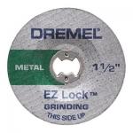 Dremel EZ541GR EZ Lock Grinding Wheel 1 1 2 Inch