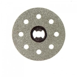 Dremel EZ545 EZ Lock Diamond Wheel 1 1 2 Inch