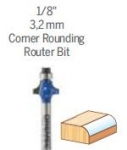 Dremel TR615 Trio Corner Routing Bit