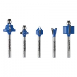 Dremel TR780 Trio Specialty Router Bit Kit