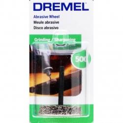 Dremel 500 Aluminium Oxide Abrasive Wheel 1 Inch
