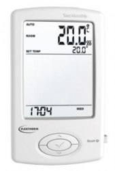 FlexTherm FLP35 Electronic Programmable Thermostat for Heated Floors